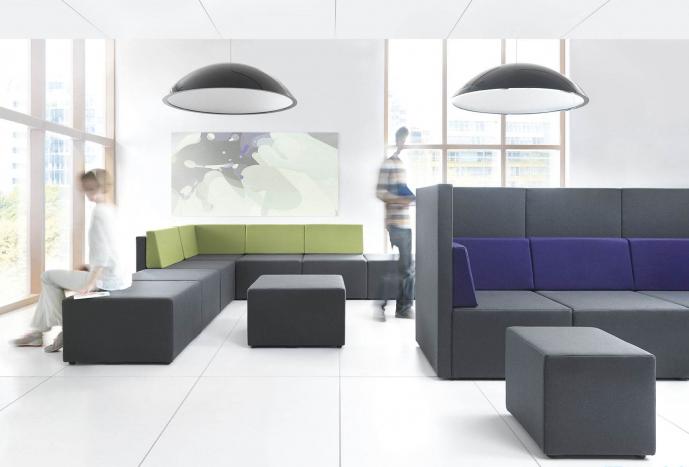 STOCK Büroeinrichtungen - Loungemöbel für Büro, Empfang und Messe