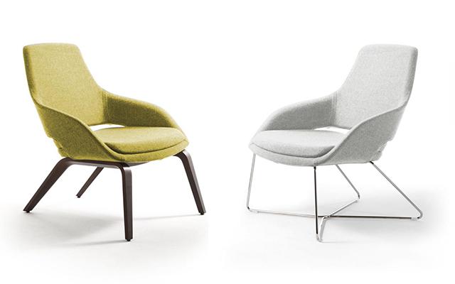 Loungemöbel indoor rund  STOCK Büroeinrichtungen - Loungemöbel indoor günstig ab Lager