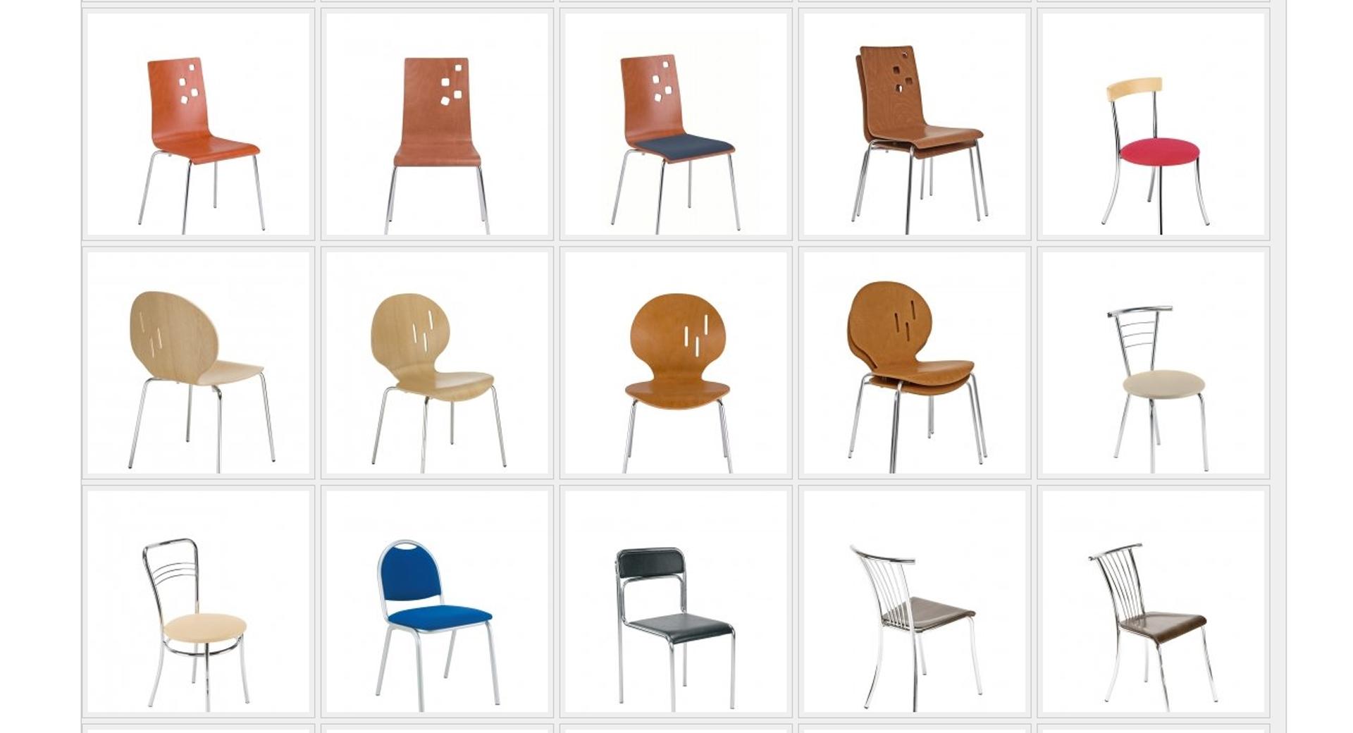 STOCK Büroeinrichtungen Kantinen Tische und Stühle