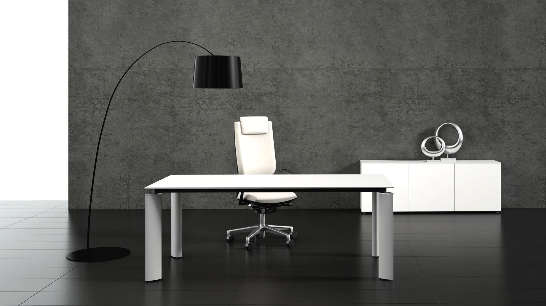 STOCK Büroeinrichtungen - Chefzimmer Design Möbel günstig lieferbar