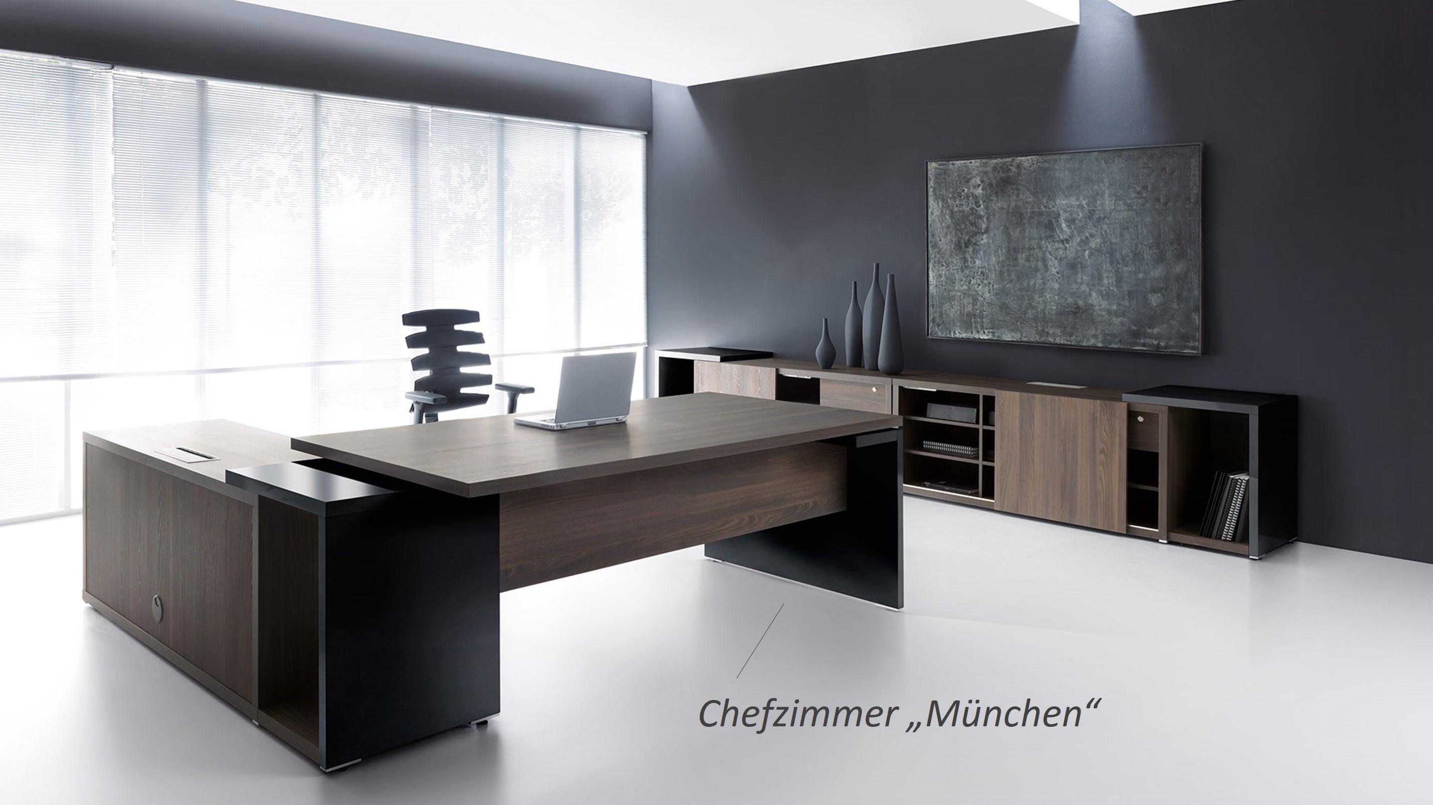 STOCK Büroeinrichtungen - Büromöbel München für Chefzimmer und ...