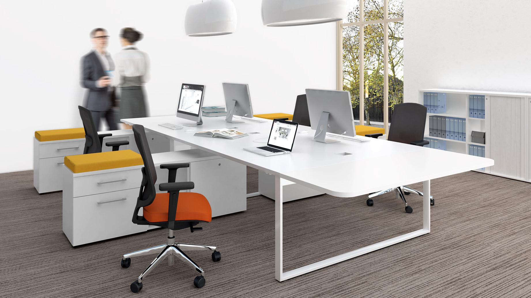 STOCK Büroeinrichtungen - Büromöbel auf dem Stand der Technik zu ...